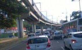 Trânsito: confira os pontos de retenção nesta quinta-feira