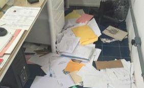 Alice Portugal tem escritório invadido por vândalos em Salvador