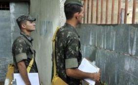 Exército vai auxiliar o combate ao mosquito Aedes aegypti em Salvador