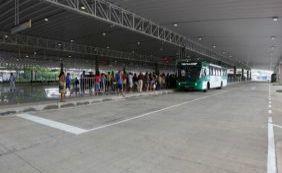 Novo terminal de integração entre ônibus e metrô é inaugurado em Pirajá