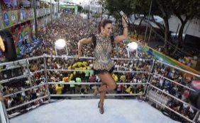 Ivete, BaianaSystem e Luiz Caldas desfilam neste 3º dia de Carnaval; confira