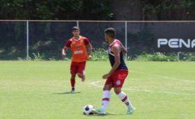 Bahia realiza jogo treino contra time Sub-20; Jacó marca dois