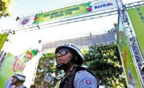 PM afirma que 20 mil pessoas foram abordados por hora nos portais de segurança