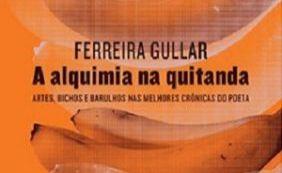 Alquimia na Quitanda: Ferreira Gullar conversa com MK sobre nova obra