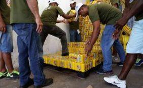 Sucom apreende mais de 105 mil cervejas em depósito em Nazaré