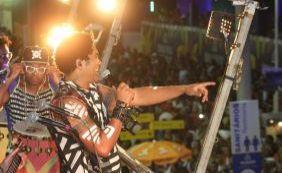 Timbalada relembra clássicos e anima foliões na Barra nesta sexta