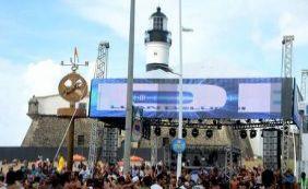 Torre de DJs inicia festa rave no Farol da Barra nesta sexta-feira de Carnaval