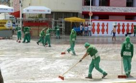 Limpurb já recolheu mais de 150 toneladas de lixo no Carnaval