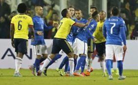 """Volante brasileiro detona atleta que agrediu Neymar: """"Não joga limpo"""""""
