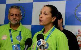 """Secretária aponta evolução na organização do Carnaval: """"Ordenamento nítido"""""""