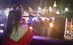 Daniela e Gilmelândia relembram antigos sucessos do Carnaval baiano