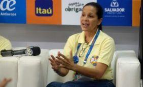 """""""São vendedores de oportunidade"""", diz Rosemma sobre manifestantes na Barra"""