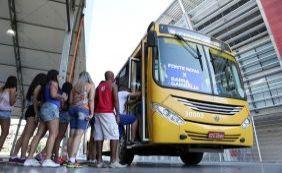 Salvador registra redução de 40% nos assaltos a ônibus no Carnaval