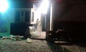 Bandidos explodem banco em Jacobina e fazem moradores reféns