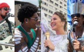 Último dia de Carnaval: confira as atrações para os principais circuitos