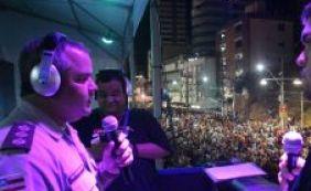 Secretaria aposta em policiais à paisana para reduzir violência no Carnaval