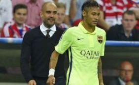 Por R$ 832 milhões, Guardiola quer levar Neymar do Barça para o City