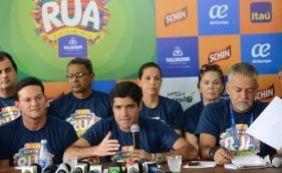 Prefeito ACM Neto faz balanço final do Carnaval de Salvador