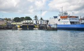 Retorno para Salvador por meio do ferryboat é intenso nesta quarta; confira
