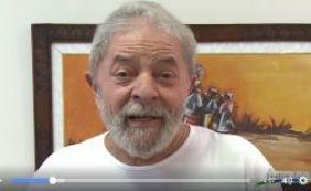Em vídeo para 36 anos do PT, Lula reconhece que partido cometeu erros; veja