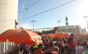 Exclusividade para Schin no Carnaval funciona, mas público queria outra marca