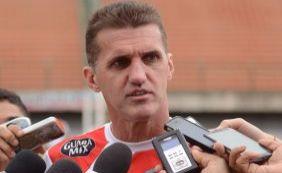 Mancini lamenta apagão do Vitória após gol sofrido diante do Conquista