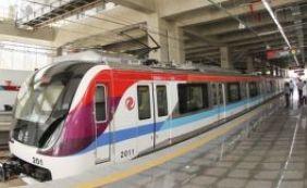 Metrô: estação Pirajá começa a cobrar tarifa nesta quinta-feira