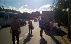 Motociclista morre em acidente na Av. Luiz Viana Filho