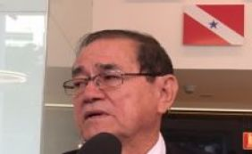 Presidente da CBF, Coronel Antônio Nunes, está na mira do MP do Pará