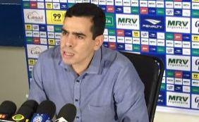 """Presidente do Bahia critica relação com Arena Fonte Nova e falta de """"confiança"""""""