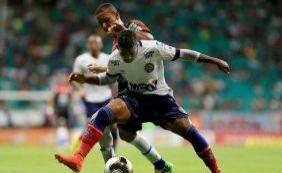 Bahia supera o Flamengo de Guanambi e vence por 2 a 1 na Fonte Nova
