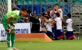 Ouça os gols do Bahia diante do Flamengo de Guanambi na voz de Ranieri Alves