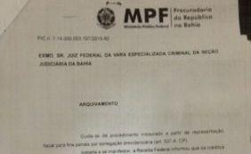Denúncia do MPF contra ex-presidentes do Vitória é arquivada