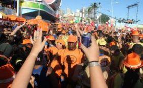 Ambulantes podem retirar material apreendido no Carnaval a partir desta segunda
