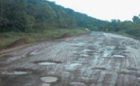 Alvo de reclamações, trecho de estrada que passa por Valença será requalificada