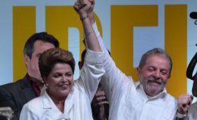 """Dilma defende Lula e diz que ele é """"objeto de grande injustiça"""""""