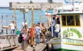 Travessia Salvador-Mar Grande tem movimento tranquilo neste domingo