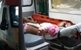 Menina é atingida por disparo acidental ao brincar com arma de fogo em Prado