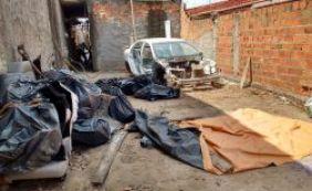 Polícia desmonta desmanche de carros em Feira de Santana