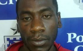 Polícia prende suspeito de assaltar três pessoas na Pituba