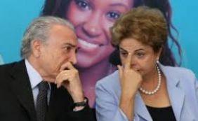 Procurador pede arquivamento de ação contra Dilma e Temer ao TSE