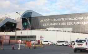 """""""Aeroporto é a única coisa que o turista tem reclamado"""", avalia vereador"""