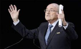 As vésperas de eleições na Fifa, Blatter apela contra suspensão