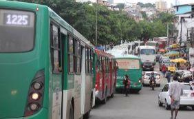 PM garante reforço e ônibus voltam a circular em Fazenda Grande do Retiro