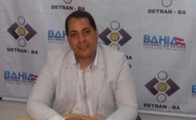 Maurício Bacelar deixa diretoria do Detran; auditor fiscal Lúcio Gomes assume