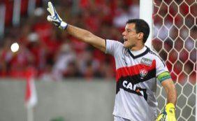 Wilson rescinde contrato com o Vitória e vai para o Coritiba