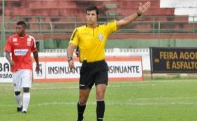 Juazeirense reclama da escolha de árbitro para jogo com o Bahia