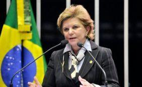 """Senadora abandona PSDB: """"Não acredito em oposição movida a ódio"""""""