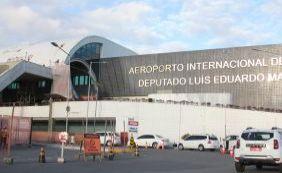 Aeroporto de Salvador tem pista interditada por conta de manutenção