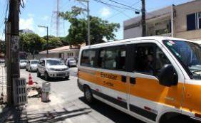 Campanha promove legalidade de transporte escolar em Salvador